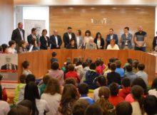 Tomiño obtén o recoñecemento de Unicef coma Cidade Amiga da Infancia