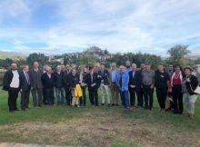 Asinado en Tui o acordo para a creación dunha Federación Internacional de Asociacións do Camiño Portugués de Santiago