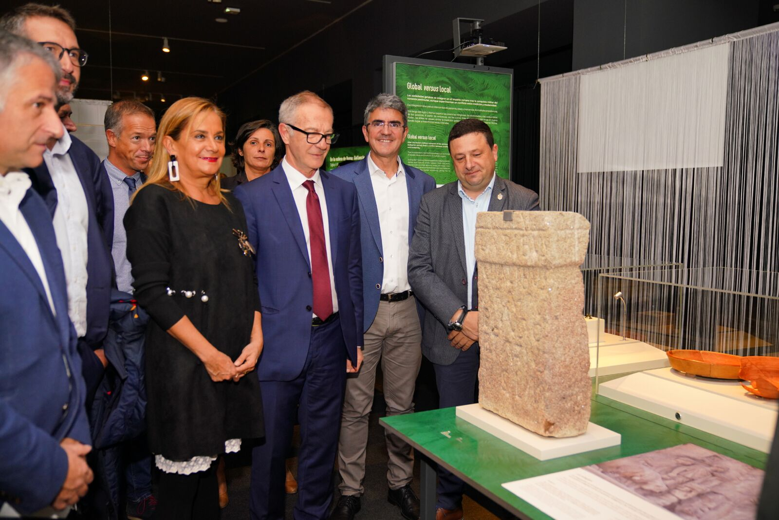A mostra 'Galaicos. Un pobo entre dous mundos' chega a Madrid co obxectivo de reivindicar unha das culturas máis orixinais e creativas da Idade de Ferro do Occidente de Europa