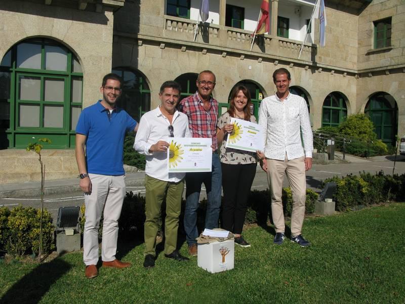 Nigrán entrega os premios do 'I Cocurso de Fotografía Medioambiental: As invasoras'