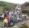 A ruta dos Muíños do Folón e do Picón pechou o calendario de andainas 2018 entre A Guarda e Caminha