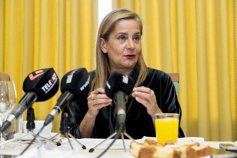 Carmela Silva cualifica de histórico o investimento feito pola Deputación en 3 anos nos concellos do Val Miñor