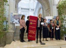"""Carmela Silva: """"Ita Xocol e Juventina son o exemplo máis claro de que as mulleres mudan o mundo"""""""