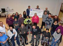 Vontade recibe unha axuda de 9.000 euros para financiar o transporte adaptado