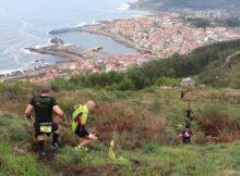Máis de 400 deportistas tomaron o Monte Santa Trega no V Trail do Trega