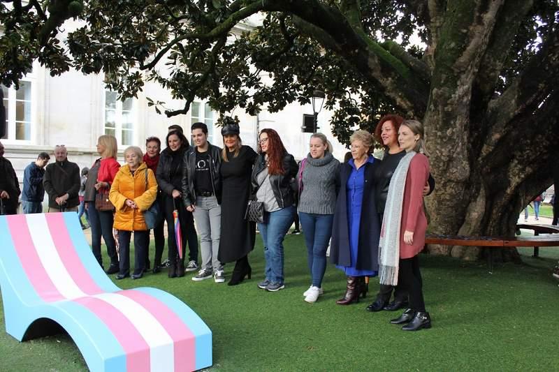 """Silva reivindica no Día Internacional da Memoria Trans """"unha sociedade digna e decente na que as persoas trans gocen dos mesmos dereitos que os demais"""""""