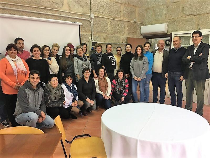 """Soutomaior e Pazos de Borbén arrincan o seu primeiro taller formativo conxunto co título """"Río Pequeno"""""""