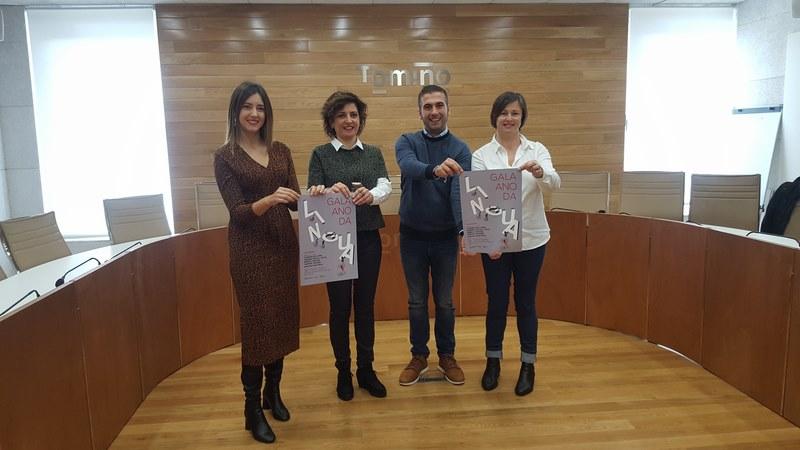 A Deputación de Pontevedra elixe Tomiño para celebrar a Gala coa que remata o Ano da Lingua