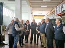 Zona Franca súmase á gran recollida solidaria do Banco de Alimentos de Vigo