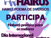O Concello do Rosal convoca II Edición co Concurso de Haikus para conmemorar o Día Internacional Contra a Violencia de Xénero