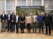 A Deputación de Pontevedra asina con dez novos concellos os convenios para a execución dos proxectos DepoRemse