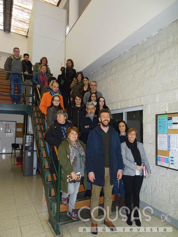 A promoción do Camiño de Santiago ao seu paso por Tui, un dos obxectivos do obradoiro de emprego 'Percorre Tui 2018'