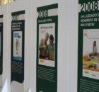 O Pazo Provincial da Deputación de Pontevedra acolle unha mostra sobre as campañas institucionais do Ministerio de Agricultura