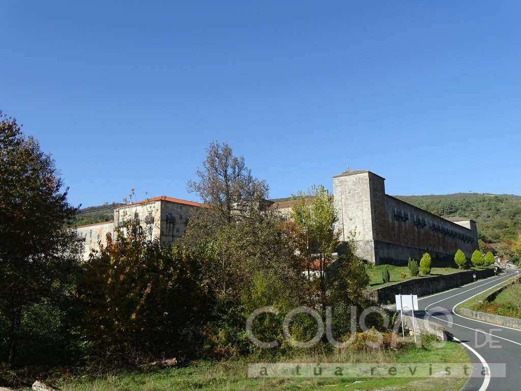 Mosteiro de Santa Maria a Real de Oseira