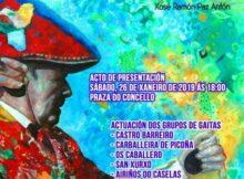 A Deputación edita dous volumes que recollen a tradición oral en Salceda de Caselas