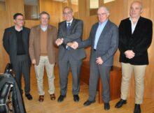 A Universidade de Vigo, a Fundación Juana de Vega e a Fundación Isla Couto crean o Observatorio Eólico de Galicia