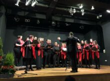 A Guarda acolleu o primeiro concerto do ciclo de Música Coral