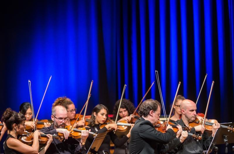 A exposición 'Castelao maxistral' despídese cun concerto da Orquestra de Cámara Galega na Cidade da Cultura