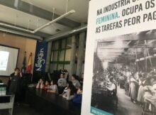 """Chega a Nigrán a exposición """"Achegas das Mulleres á sustentabilidade do mar"""""""