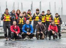 O MRCY de Baiona estuda os beneficios da náutica para tratar problemas graves de conduta