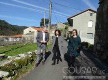 Refoxos, na parroquia de Lorureza (Oia), un lugar con encanto que mellora en accesibilidade