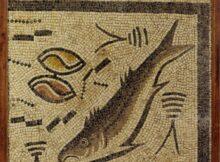 Localizado en New York o emblemático mosaico romano de Panxón