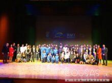 Tui recoñeceu na VII Gala do Deporte Tudense aos seus deportistas, clubs e entidades