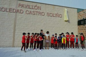 Mos adícalle o Pavillón Pena de Francia á atleta Soledad Castro