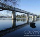 A Ponte Internacional que une Tui e Valença está de aniversario