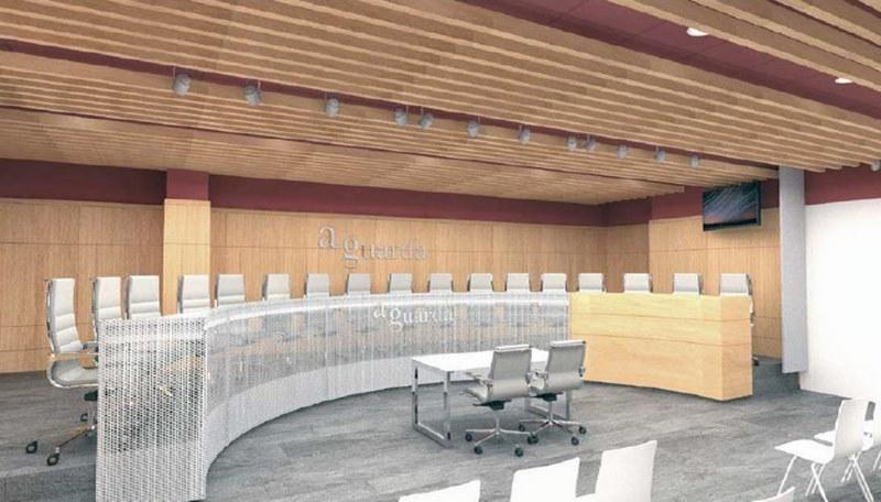A Guarda contará cun novo Salón de Plenos na Casa dos Alonsos