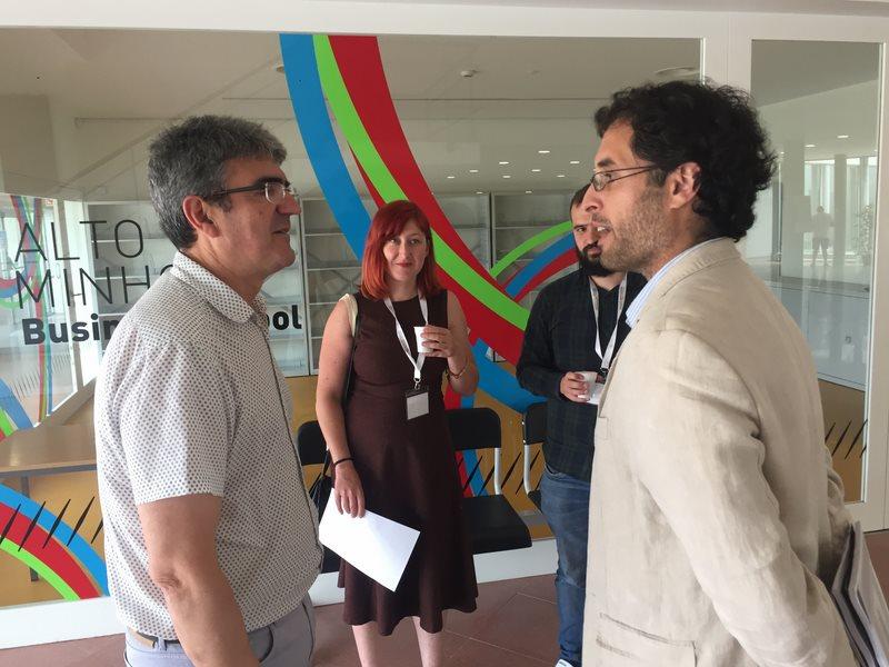 O alcalde da Guarda, Antonio Lomba, nomeado representante titular do Consello Consultivo da AECT Río Miño