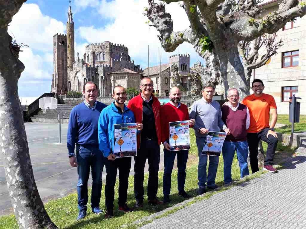 Chegan a Nigrán preto de 200 deportistas de toda España para participar na Ponteved-Raid Val Miñor
