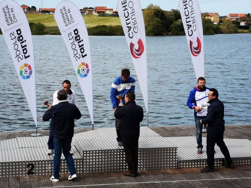 O Kayak Tudense - Axuda Paramos terceiro na I Copa de España Sprint