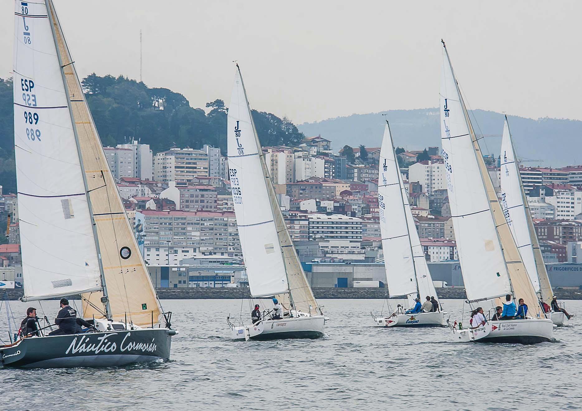 O Trofeo Comunica abre a tempada de cruceiros do Monte Real Club de Yates de Baiona