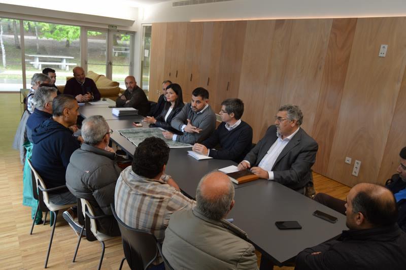 Un Plan Director coordinará a humanización integral da estrada Puxeiros-Mos