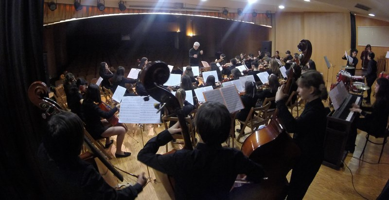 Orquestra Infantil e Xuvenil de Vigo, Kv2211