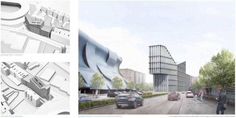 O proxecto do estudo navarro Vaillo Irigay e Asociados gaña o concurso para construir WorldCarCenter de Vigo