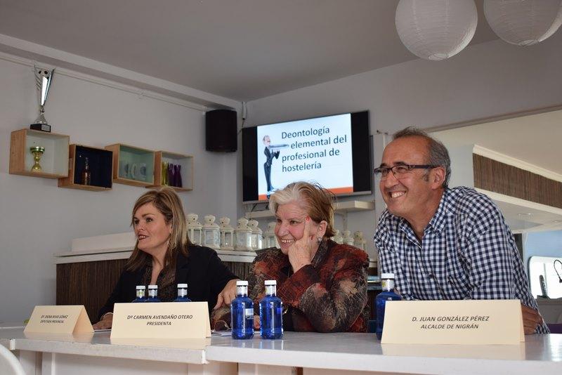 A Fundación Érguete-Integración e o Concello de Nigrán fomentan a empregabilidade de persoas en risco de exclusión social cun Curso de Auxiliar de Restaurante-Bar