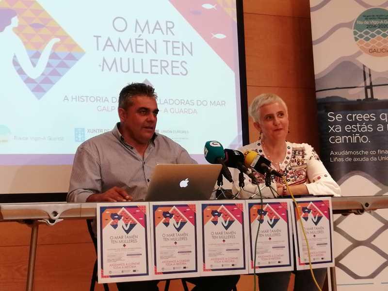 A campaña 'O MAR TAMÉN TEN MULLERES' lánzase a recoller imaxes e relatos das traballadoras do mar para crear unha mostra e un catálogo