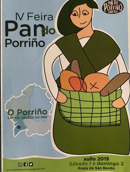 Porriño volve a reivindicarse como capital galega do pan Porriño