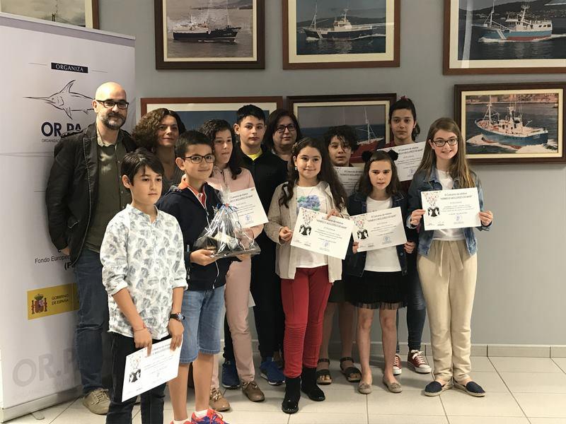 Un thriller ecoloxista escrito por un neno de 11 anos gaña o certame convocado por Orpagu e Galaxia