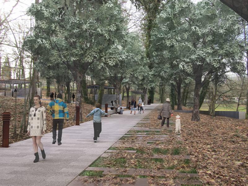 """Tomiño impulsa o proxecto """"Más Goián"""" de reestruturación dos espazos públicos da parroquia"""