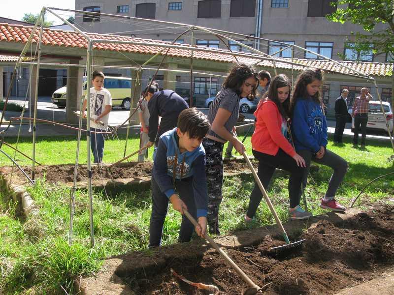 Nigrán ofrece un programa de educación ambiental en tódolos centros públicos de infantil e primaria do municipio e o Juan María