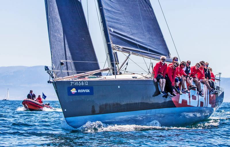 Aceites Abril, Okofen e Bouvento, gañadores do Trofeo Repsol de vela