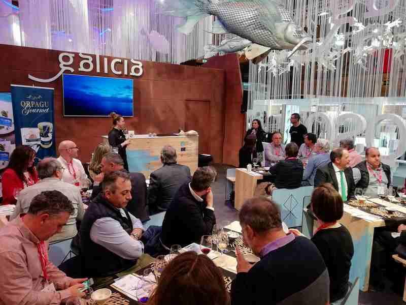 ORPAGU leva á feira internacional Seafood de Bruxelas o seu Atún de Anzol