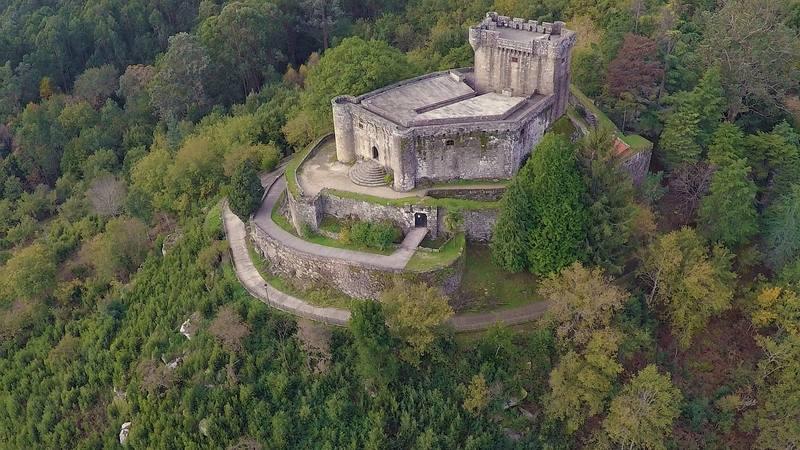 A Deputación de Pontevedra amplía con catro novas quendas as exitosas visitas teatralizadas ao Castelo de Sobroso