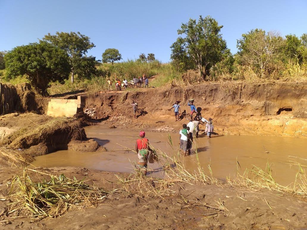 Deputacións e concellos galegos contribuirán a reconstruír unha vila mozambicana afectada polo ciclón