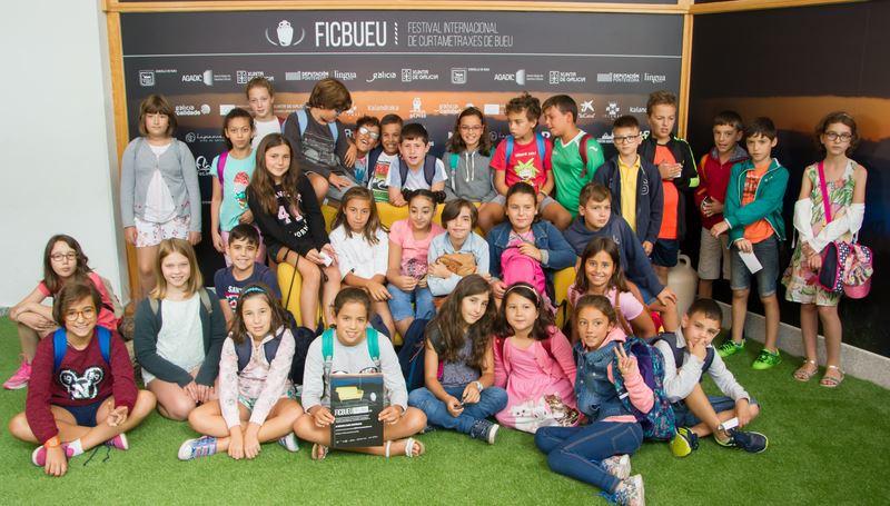 Os centros educativos teñen ata o 31 de maio para presentar curtametraxes ao FICBUEU