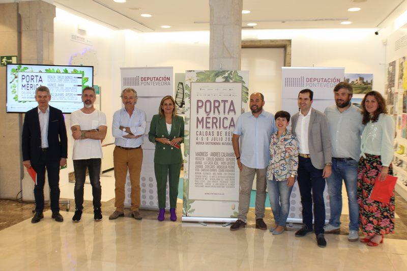 A música, a gastronomía, as experiencias e a natureza claves do festival 'PortAmérica 2019'
