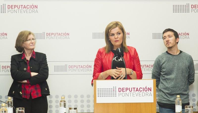 A Deputación de Pontevedra súmase ás accións conmemorativas do Día Nacional das Linguas de Signos